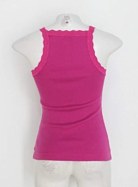 Regata jinglers feminina rosa_foto de costas