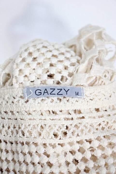 Blusa gazzy feminino bege_foto de detalhe
