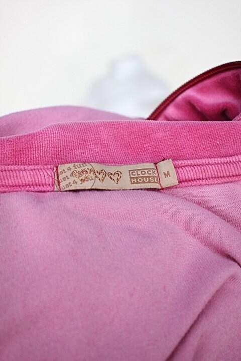 Casaco c&a feminino rosa_foto de detalhe