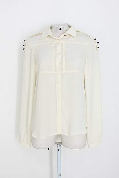 Camisa c&a feminina off-white_foto principal