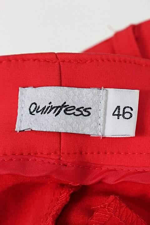 Shorts quintess feminino vermelho_foto de detalhe