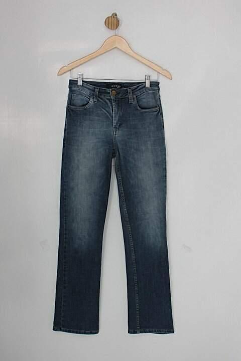 Calça Jeans le lis blanc feminina azul_foto principal