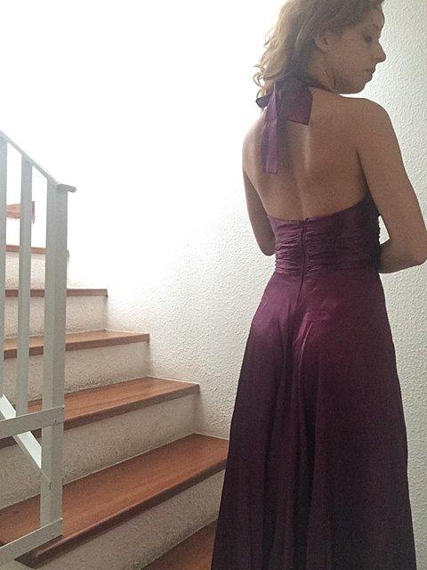 Vestido de Festa Longo _