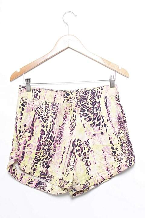 Shorts Curto Estampado Cookie_foto principal