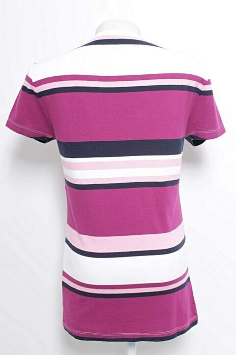 Camiseta Listrada Tommy Hilfiger_foto de frente