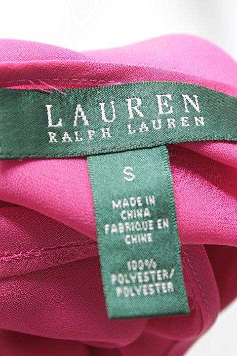 Regata Rosa Ralph Laren_foto de costas