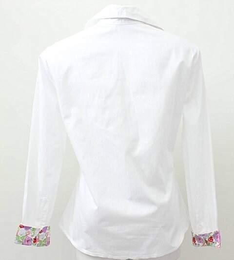Camisa Social Branca _foto de frente