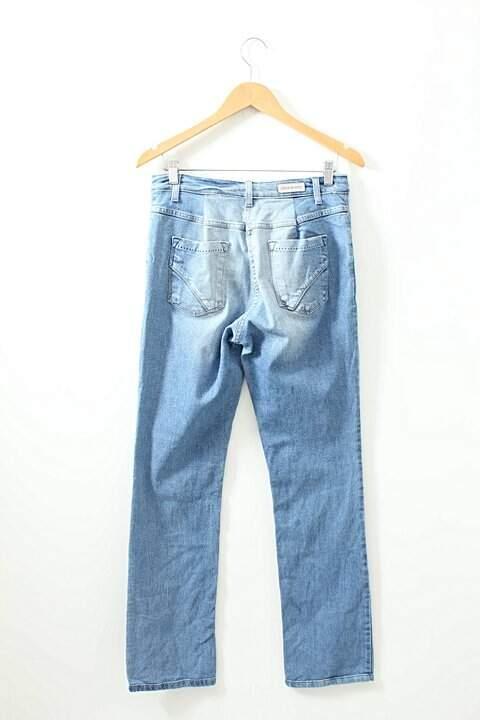 Calça Jeans Le Lis Blanc Clara _foto de frente