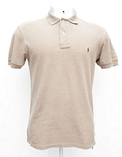 966c6b2a47e Camiseta Polo Marrom - compre por menos