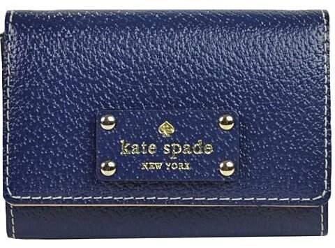 Bolsa Carteira Kate Space NWT Azul Marinho_foto principal