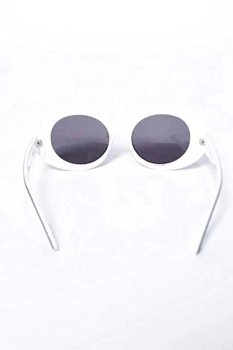 Óculos Preto e Branco Jackie Usava_foto da etiqueta