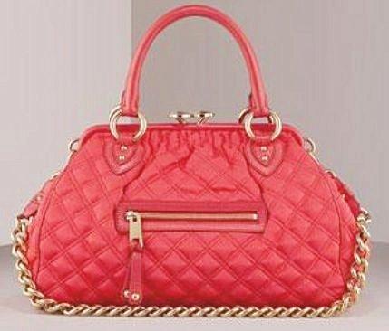 720fa98ed Bolsa Stam Marc Jacobs Vermelha - compre por menos | Repassa