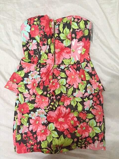 Vestido Tomara Que Caia Florido Sécia_foto principal