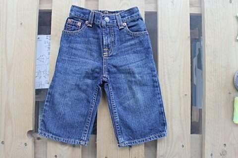 Calça Infantil Jeans Ralph Lauren_foto principal
