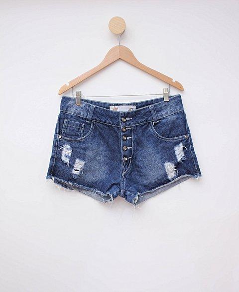 Shorts jeans azul Dvimme_foto principal