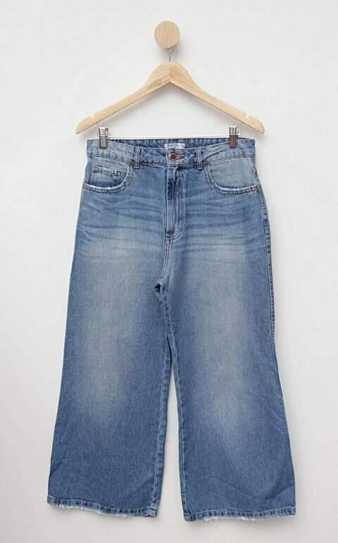 Calça Jeans azul renner_foto principal