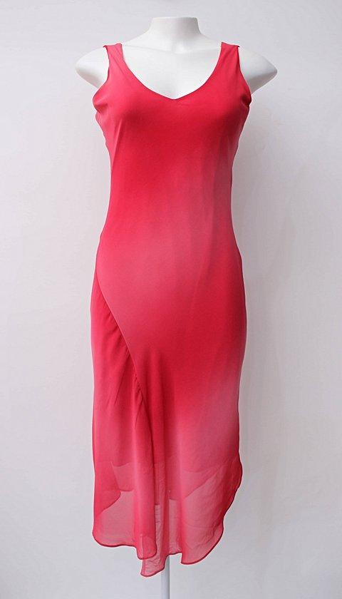 Vestido rosa mendry_foto principal