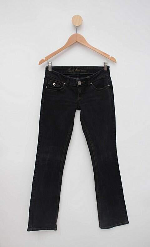 Calça Jeans preta guess_foto principal