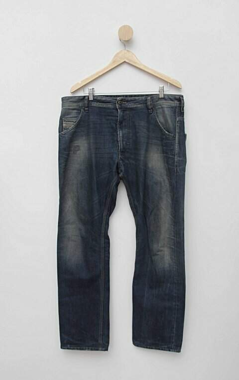 Calça jeans azul diesel_foto principal