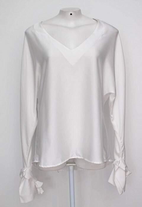 Blusa manga longa branca practory_foto principal