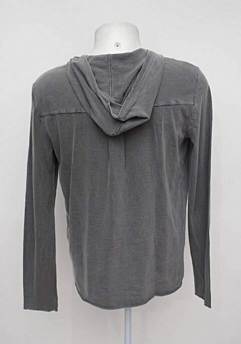 Camiseta manga longa cinza osklen_foto de costas