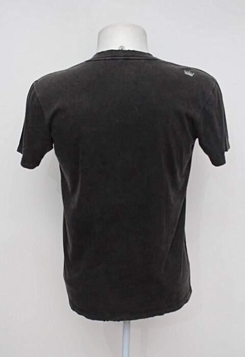 Camiseta cinza osklen_foto de costas