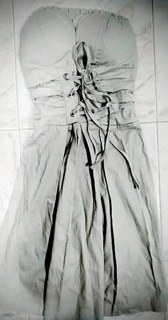 Vestido Tomara Que Caia _