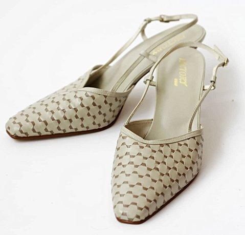 Sapato Texturizado Off White Factory  _foto principal