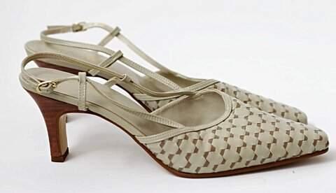Sapato Texturizado Off White Factory  _foto de frente