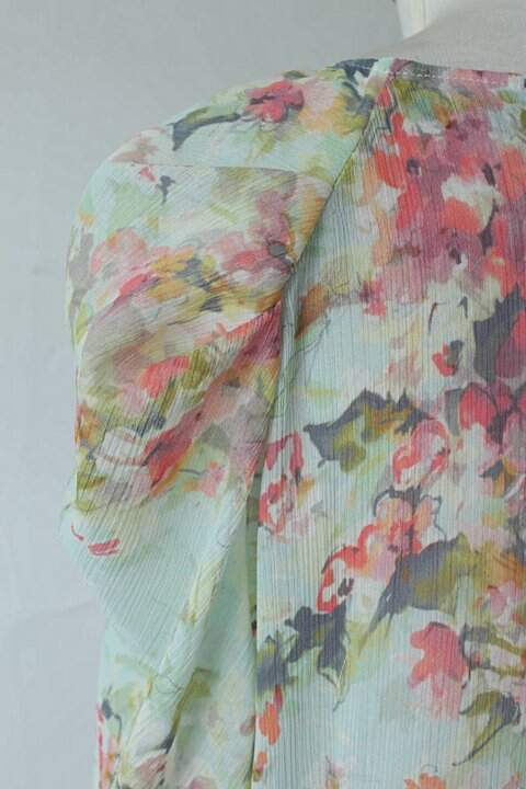 Blusa Zara Delicate _foto de detalhe