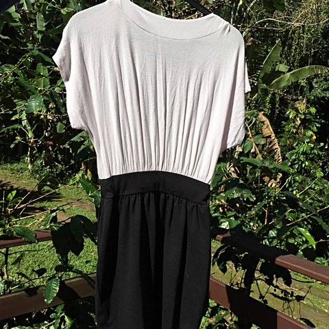 Vestido Blusé com Pérolas_foto de detalhe