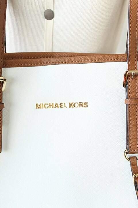 Bolsa Navy Michael Kors _foto de detalhe