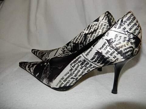 Sapato e Bolsa _foto da etiqueta